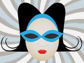 Trend Woman Wearing Sunglasses