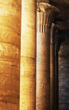 Statue in Luxor...