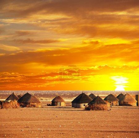 Photo pour Paysages africains - image libre de droit