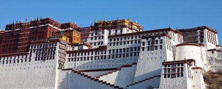 Potala in Tibet
