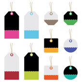 Bright tags