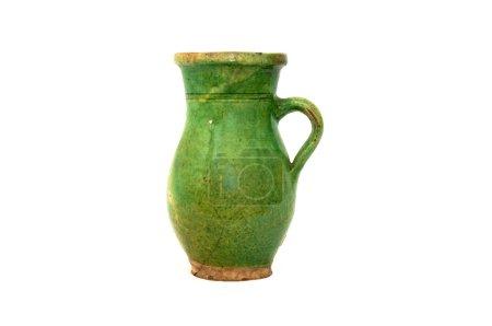Clay ceramic pot