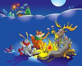 Alternativní vánoční oslava