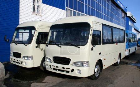 Nouveaux autobus