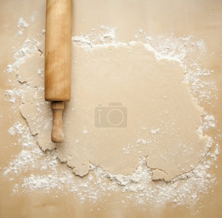 Photo for Rolled Out Pie Crust - Royalty Free Image