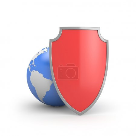 Protect the world or global protection