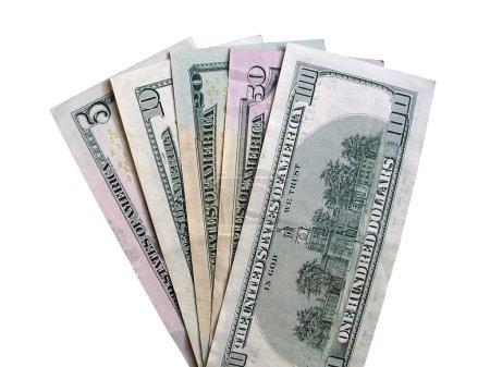 Fan-shaped dollars