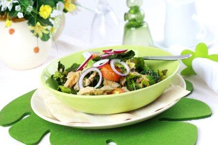 Savoy cabbage stew