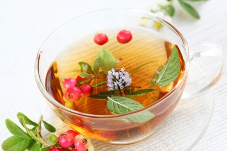 Vitality cranberry tea