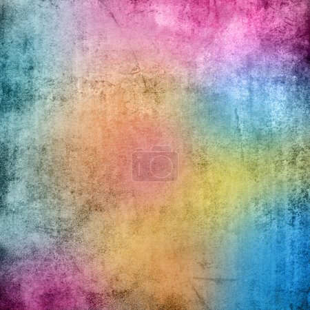 Photo for Grunge colorful background - Royalty Free Image