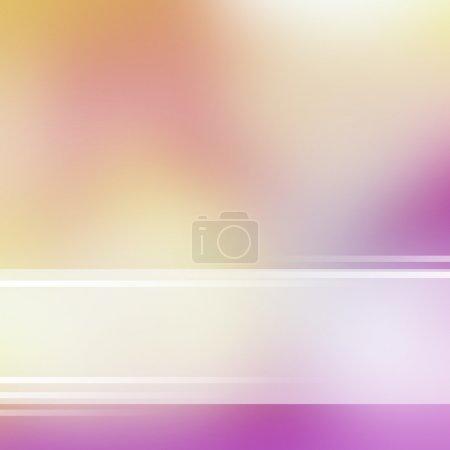 Photo pour Résumé Fond en orange et violet - image libre de droit