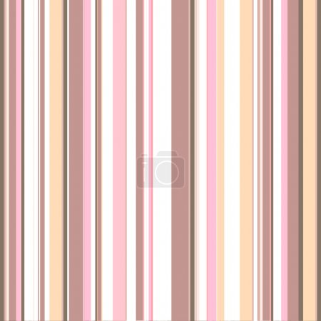 Retro striped background in pink, brown and apricots color