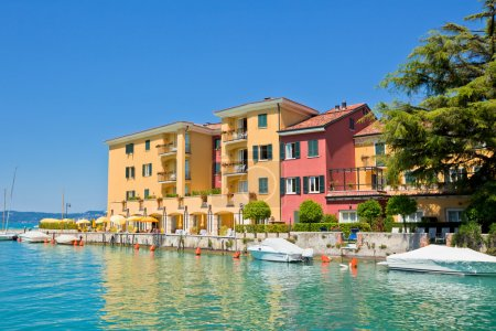 Hotel in Sirmione, Italy
