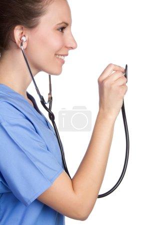 Stethoscope Nurse