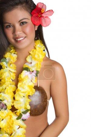 Hawaiian Tropical Woman
