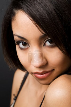 Beautiful face