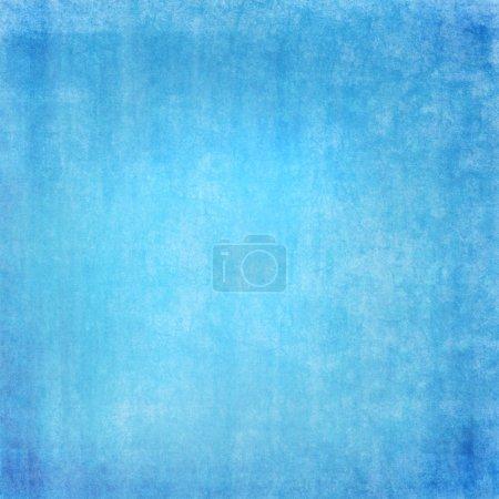 Foto de Fondo grunge en azul - Imagen libre de derechos