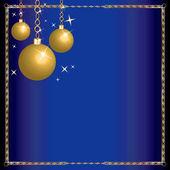 Merry Christmas Blue Wisemen