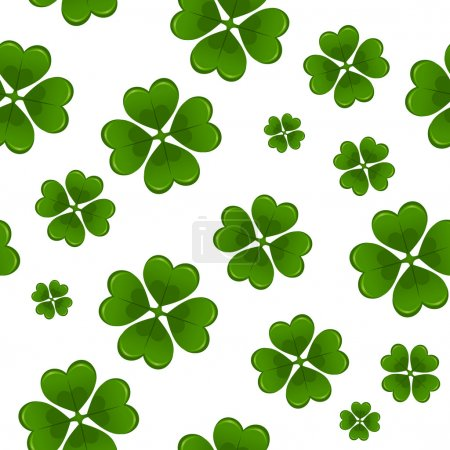 Seamless St.Patricks day background