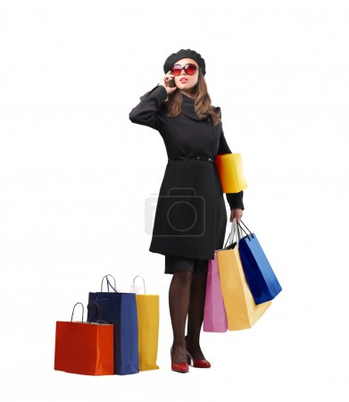 Love for shopping