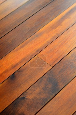 Abstract Background Of Wooden Floor Boards