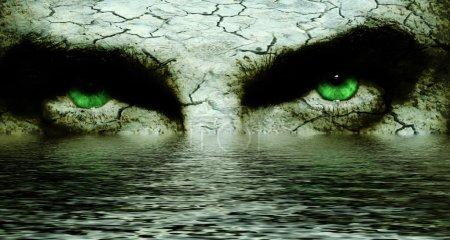 Cavern eyes