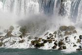 American Falls Closeup