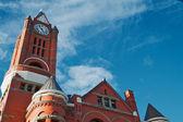 Port Townsend City Hall oblique
