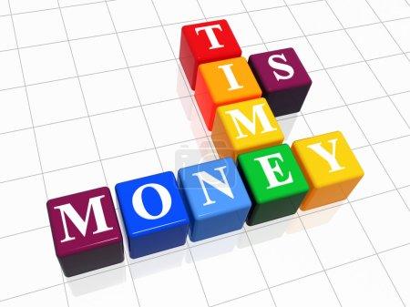 Time is money colour