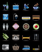 Hotel and Motel objects