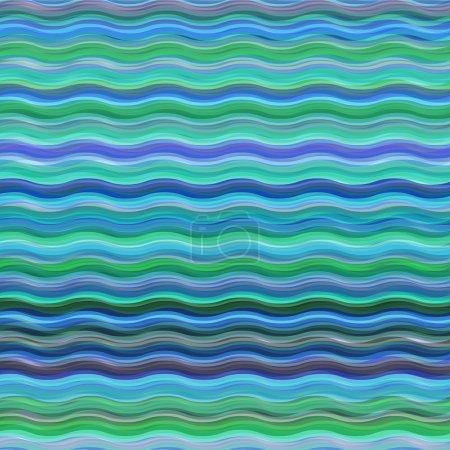 Retro blue background