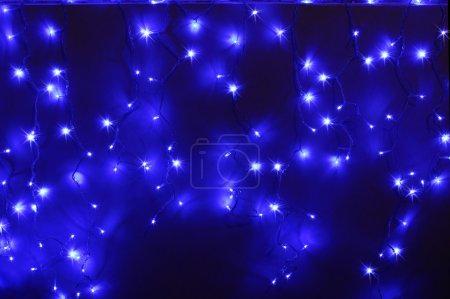 Photo for Blue led lights - Royalty Free Image