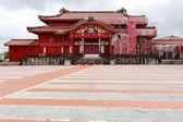 Hrad Šuri v okinawa, Japonsko