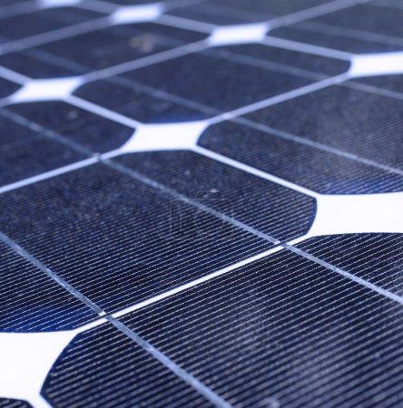 Foto de Panel solar - Imagen libre de derechos