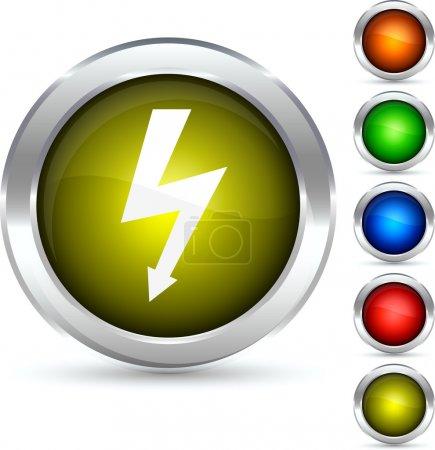 Flash button.