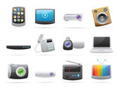 Icons for devices