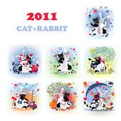 Catrabbit set