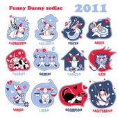 Funny bunny zodiac
