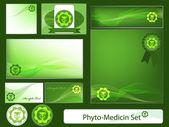 Phyto-medicine set