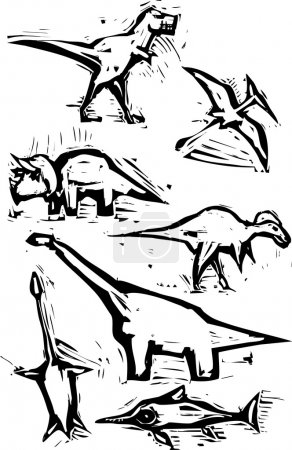 Dinosaur Spot Images