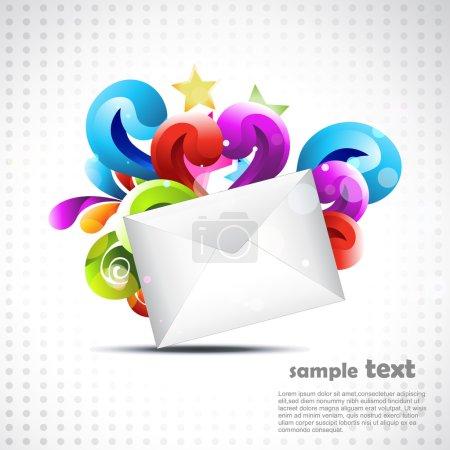 Vector mail art