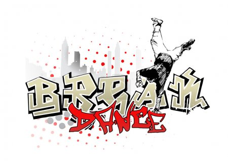 Break dancer 3