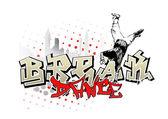 Tanečník break 3