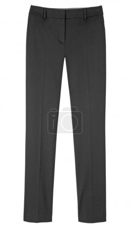 Female Gray trousers pants