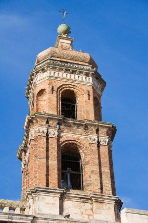 St. Rita Belltower Church. Conversano. Apulia.