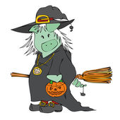 Witch Pig