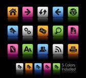 Web Navigation // Colorbox Series