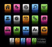 Web Site & Internet // Colorbox Series