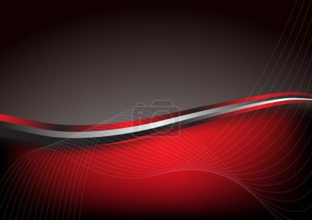 Stylish abstract background