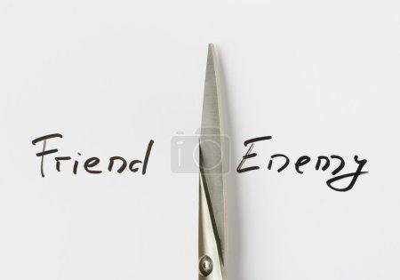 Friend/enemy